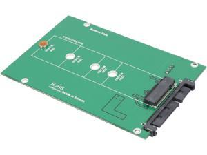 """SYBA M.2 B-Key SSD to SATA III 2.5"""" Enclosure Adapter - SY-ADA40087"""