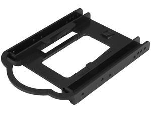 "StarTech.com BRACKET125PT 2.5"" SSD/HDD Mounting Bracket for 3.5"" Drive Bay - Tool-less Installation"