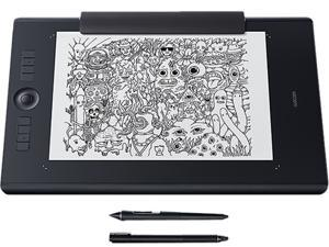 Wacom Intuos Pro Paper Edition Digital Graphic Drawing Tablet for Mac or PC, Large (PTH860P)
