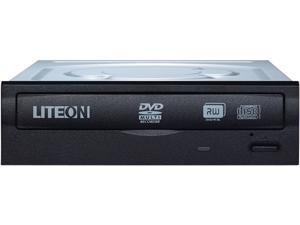 Lite-On 24X SATA Internal DVD/RW Optical Drives Black Model IHAS324-17