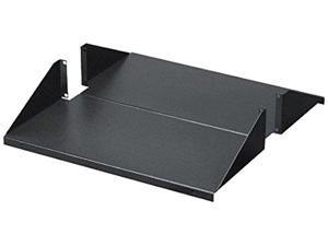 Black Box RMTS07-19 2U 4 Point Mounting Rackmount Server Rack Shelf