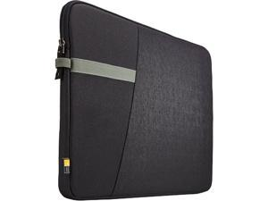 """Case Logic Ibira Ibrs-115 Black Carrying Case (Sleeve) For 15.6"""" Notebook - Black"""