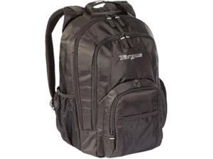 "Targus Groove Carrying Case Backpack for 15.4"" Notebook Blk Nylon Shoulder Strap"