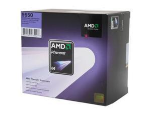AMD Phenom 9550 Agena Quad-Core 2.2 GHz Socket AM2+ 95W HD9550WCGHBOX Processor
