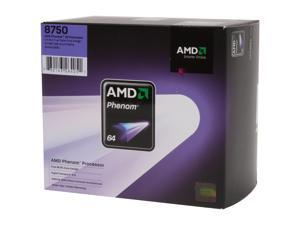 AMD Phenom X3 8750 Toliman Triple-Core 2.4 GHz Socket AM2+ 95W HD8750WCGHBOX Processor