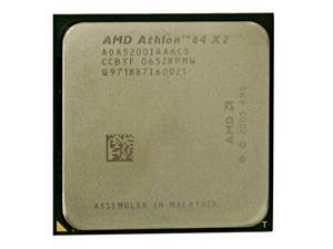 Used Very Good Amd Athlon 64 X2 6000 3 0 Ghz Socket Am2 Ada6000iaa6cz Processor Newegg Com