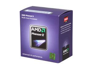 AMD Phenom II X4 945 Deneb Quad-Core 3.0 GHz Socket AM3 95W HDX945WFGMBOX Desktop Processor