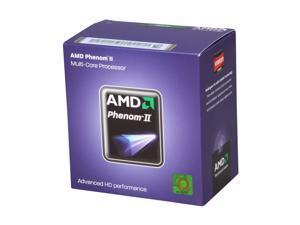 AMD Phenom II X2 550 Callisto Dual-Core 3.1 GHz Socket AM3 80W HDX550WFGMBOX Desktop Processor
