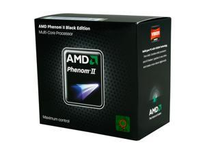 AMD Phenom II X6 1090T Black Edition Thuban 6-Core 3.2 GHz Socket AM3 125W HDT90ZFBGRBOX Desktop Processor