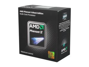 AMD Phenom II X4 960T Zosma Quad-Core 3.0 GHz Socket AM3 95W HD96ZTWFGRBOX Desktop Processor