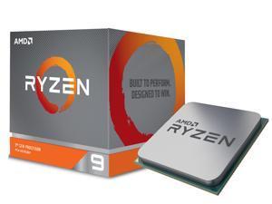 AMD Ryzen 9 3rd Gen - RYZEN 9 3900X Matisse (Zen 2) 12-Core 3.8 GHz (4.6 GHz Max Boost) Socket AM4 105W 100-100000023BOX Desktop Processor