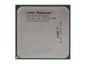 AMD Phenom X4 9550 Agena Quad-Core 2.2 GHz Socket AM2+ 95W HD9550WCJ4BGH Desktop Processor