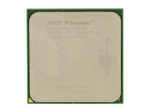 AMD Phenom 8650 Toliman Triple-Core 2.3 GHz Socket AM2+ 95W HD8650WCJ3BGH Desktop Processor