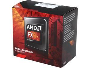 AMD FX-8320 - FX-8000 Series Vishera 8-Core 3.5 GHz (4.0 GHz Turbo) Socket AM3+ 125W Desktop Processor - FD8320FRHKBOX