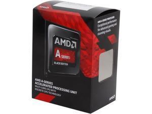 AMD A10-7850K - A-Series APU Kaveri Quad-Core 3.7 GHz Socket FM2+ 95W AMD Radeon R7 Desktop Processor - AD785KXBJABOX