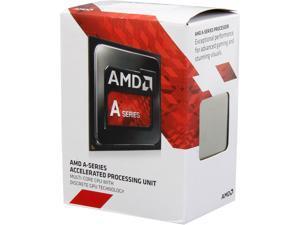 AMD A10-7800 - A-Series APU Kaveri Quad-Core 3.5GHz (3.9GHz Turbo) Socket FM2+ 65W Radeon R7 series Desktop Processor - AD7800YBJABOX