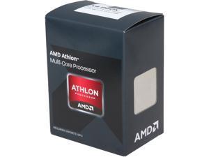 AMD Athlon X4 860K - Athlon X4 Kaveri Quad-Core 3.7 GHz Socket FM2+ 95W Desktop Processor (BLACK EDITION) - AD860KXBJABOX