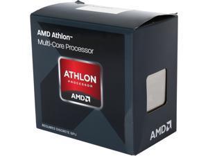 AMD Athlon X4 845 with AMD quiet cooler Quad-Core Socket FM2+ 65W AD845XACKASBX Desktop Processor
