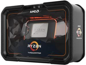 AMD 2nd Gen Ryzen Threadripper 2950X, 16-Core, 32-Thread, 4.4 GHz Max Boost (3.5 GHz Base), Socket sTR4 180W YD295XA8AFWOF Desktop Processor
