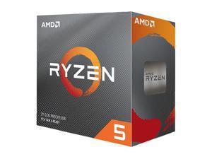 AMD Ryzen 5 3rd Gen - RYZEN 5 3600 Matisse (Zen 2) 6-Core 3.6 GHz (4.2 GHz Max Boost) Socket AM4 65W 100-100000031BOX Desktop Processor
