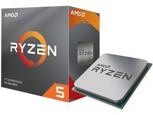 AMD RYZEN 5 3600 6-Core 3.6 GHz (4.2 GHz Max Boost) Socket AM4 65W 100-100000031BOX Desktop Processor