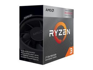 AMD RYZEN 3 3200G 4-Core 3.6 GHz (4.0 GHz Max Boost) Socket AM4 65W YD3200C5FHBOX Desktop Processor