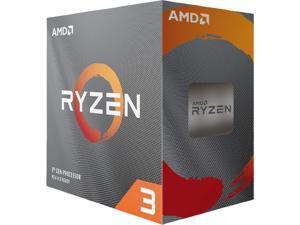 AMD Ryzen 3 3100 Quad-Core 3.9 GHz Socket AM4 65W 100-100000284BOX Desktop Processor
