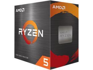 AMD Ryzen 5 5600X - Ryzen 5 5000 Series Vermeer (Zen 3) 6-Core 3.7 GHz Socket AM4 65W Desktop Processor - 100-100000065BOX