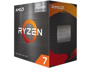 AMD Ryzen 7 5700G - Ryzen 7 5000 G-Series Cezanne (Zen 3) 8-Core 3.8 GHz Socket AM4 65W AMD Radeon Graphics Desktop Processor - 100-100000263BOX