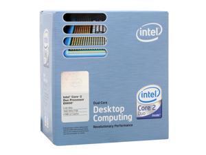 Intel Core 2 Duo E6600 - Core 2 Duo Conroe Dual-Core 2.4 GHz LGA 775 65W Processor - BX80557E6600