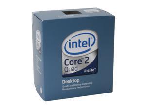 Intel Core 2 Quad Q6700 Kentsfield Quad-Core 2.66 GHz LGA 775 95W BX80562Q6700 Processor