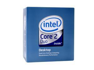 Intel Core 2 Duo E6550 Conroe Dual-Core 2.33 GHz LGA 775 65W BX80557E6550 Processor