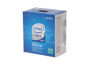 Intel Core 2 Quad Q8200 Quad-Core 2.33 GHz LGA 775 95W BX80580Q8200 Processor