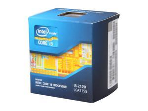 Intel Core i3-3220 Ivy Bridge Dual-Core 3.3GHz LGA1155 BX80637i33220 Desktop CPU