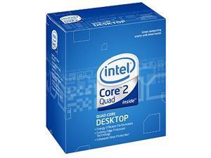 Intel Core 2 Quad Q8300 Yorkfield Quad-Core 2.5 GHz LGA 775 95W BX80580Q8300 Desktop Processor
