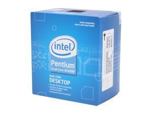 Intel Pentium E2220 Allendale Dual-Core 2.4 GHz LGA 775 65W BX80557E2220 Processor