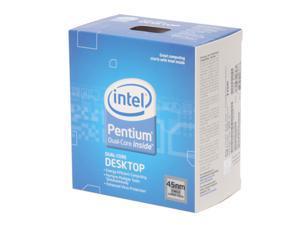 Intel Pentium E5200 Wolfdale Dual-Core 2.5 GHz LGA 775 65W BX80571E5200 Desktop Processor
