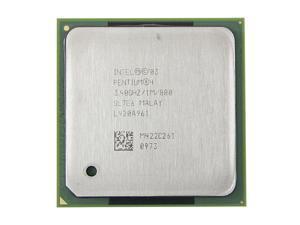 Intel Pentium 4 3.4 Prescott 3.4 GHz Socket 478 RK80546PG0961M Processor