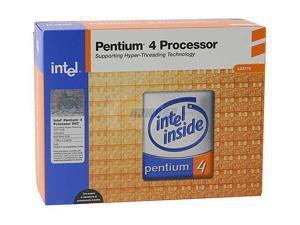 Intel Pentium 4 560 Prescott 3.6 GHz LGA 775 BX80547PG3600E Processor