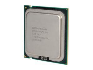 Intel Core 2 Quad Q6600 Kentsfield Quad-Core 2.4 GHz LGA 775 100W Q6600 (SLACR) Desktop Processor