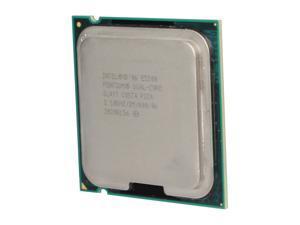 Intel Pentium E5200 Wolfdale Dual-Core 2.5 GHz LGA 775 65W E5200 (SLAY7) Desktop Processor
