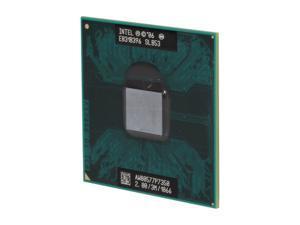 Intel Core 2 Duo P7350 Penryn 2.0 GHz Socket P Dual-Core P7350 (SLB53) Mobile Processor