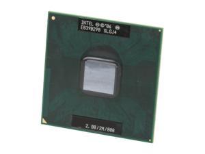 Intel Core 2 Duo T6400 Penryn 2.0 GHz Socket P Dual-Core T6400 (SLGJ4) Mobile Processor