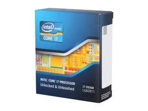 Intel Core i7-3930K Sandy Bridge-E 6-Core 3.2GHz (3.8GHz Turbo) LGA 2011 130W BX80619i73930K Desktop Processor