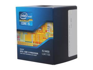 Intel Core i5-3450 - Core i5 3rd Gen Ivy Bridge Quad-Core 3.1GHz (3.5GHz Turbo) LGA 1155 77W Intel HD Graphics 2500 Desktop Processor - BX80637I53450