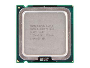 Intel Core 2 Duo E6550 Conroe Dual-Core 2.33 GHz LGA 775 65W SLA9X Desktop Processor