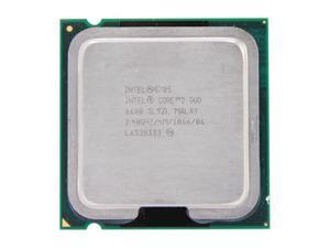 Intel Core 2 Duo E6600 - Core 2 Duo Conroe Dual-Core 2.4 GHz LGA 775 65W Desktop Processor - SL9ZL