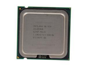 Intel Celeron 420 Conroe-L Single-Core 1.6 GHz LGA 775 35W SL9XP Desktop Processor