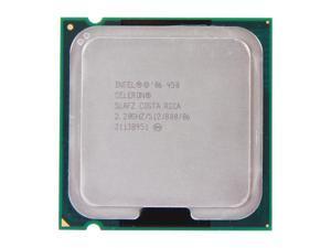 Intel Celeron 450 Conroe-L Single-Core 2.2 GHz LGA 775 35W SLAFZ Desktop Processor