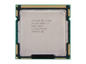 Intel Core i3-560 Clarkdale Dual-Core 3.33 GHz LGA 1156 73W SLBY2 Desktop Processor Intel HD Graphics
